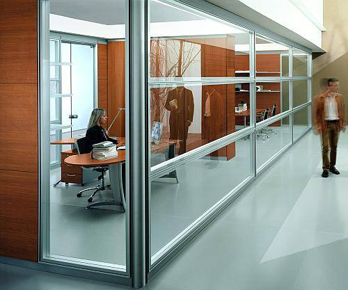uPVC office partition manufacturers